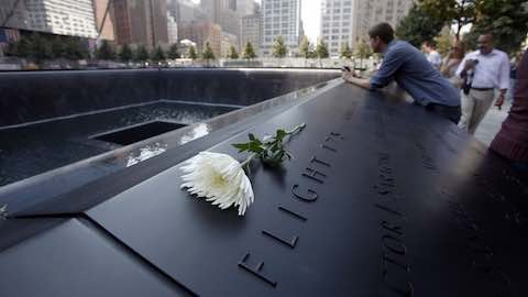 Remembering 9/11: Unity Is Just a Memory