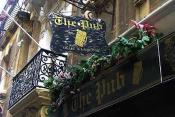 The Pub Valletta