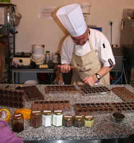 The Chocolate Museum, Bruges, Belgium