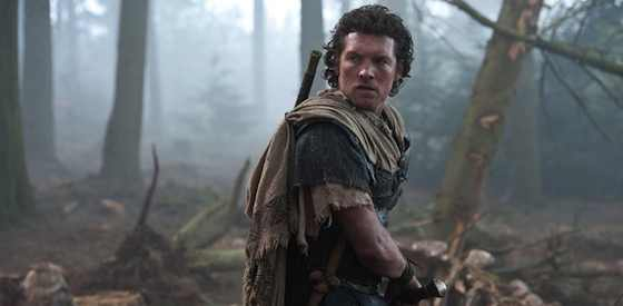 Sam Worthington and Liam Neesonin Wrath of The Titans
