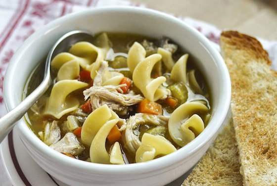 Your Winter Rx in a Pot: Chicken Soup Recipe