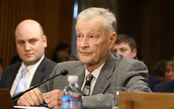 Zbigniew Brzezinski on How to Avoid a New Middle East Explosion