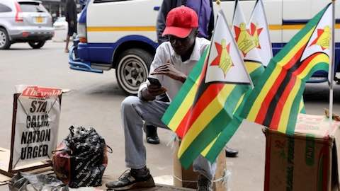 Zimbabwe's Informal Economy Has High Expectations for Change
