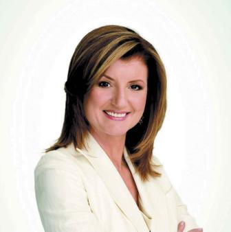 Arianna Huffington Political News and Social Commentary
