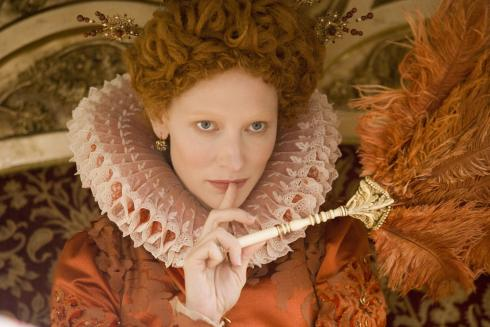 Performance by an actress in a leading role, Cate Blanchett in Elizabeth: The Golden Age (Universal)