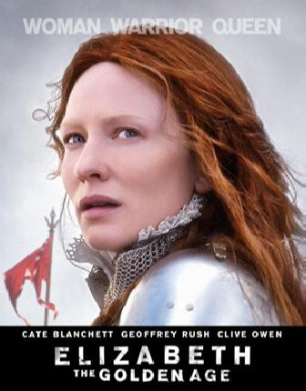 Cate Blanchett Best Actress Oscar Nomination in Elizabeth: The Golden Age | 80th Academy Awards Oscar Nominations 2008