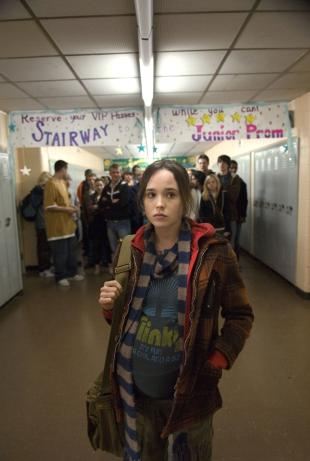 Performance by an actress in a leading role, Ellen Page in Juno (Fox Searchlight)