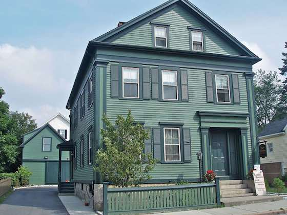 10 of the Most Haunted Places in New England
