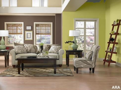 Interior Design & Decorating How to choose the perfect colors