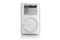 The groundbreaking click wheel vanquished the buttons and complexity that had vexed early music players. The marriage of player and iTunes software also bridged the frustrating gap between PCs and portable players. The result was a dominating market share for the iPod, with about a quarter-billion units sold.
