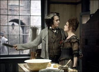 Johnny Depp as Sweeney Todd 80th Academy Awards Oscar Nominations Best Actor � Johnny Depp in Sweeney Todd The Demon Barber of Fleet Street