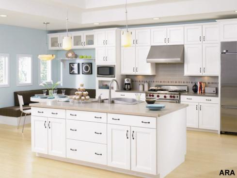 Kitchen Color Trends And Tips