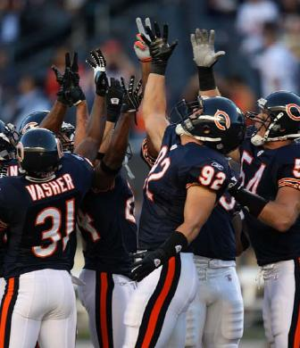 NFL 2008 Week 11: BEARS-PACKERS TO MEET FOR 175TH TIME MOST SERIES GAMES IN NFL HISTORY