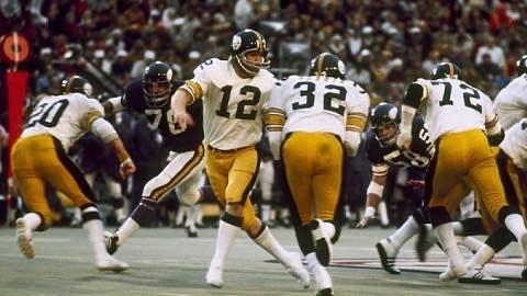 Super Bowl IX: Pittsburgh Steelers 16 Minnesota Vikings 6 - MVP Steelers RB Franco Harris