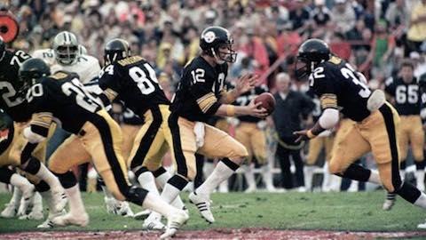 Super Bowl XIII: Pittsburgh Steelers 35 Dallas Cowboys 31 - MVP Steelers QB Terry Bradshaw