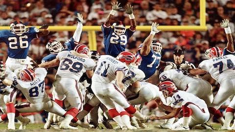 07d7e8fc1 Super Bowl XXV - New York Giants 20 Buffalo Bills 19 - MVP Giants RB Ottis  Anderson