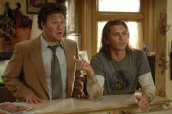Pineapple Express Movie Review | Film Critic Michael Phillips Reviews Pineapple Express