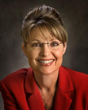 Governor Sarah Palin Alaska Vice Presidential Candidate Republicans GOP Nominee Arianna Huffington Political News and Social Commentary