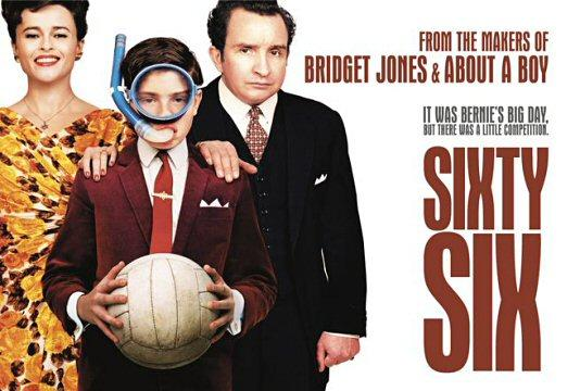 Sixty Six Movie Review Starring Gregg Sulkin, Eddie Marsan, Helena Bonham Carter, Stephen Rea, Ben Newton  | Film Critic Michael Phillips Reviews Sixty Six