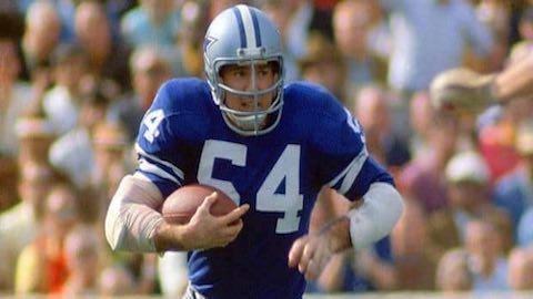 Super Bowl V MVP: Chuck Howley, LB, Dallas Cowboys