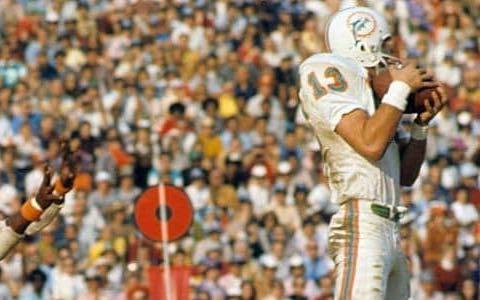 Super Bowl VII MVP: Dolphins Safety Jake Scott