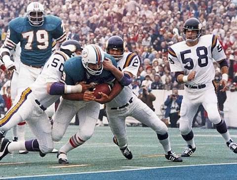 Super Bowl VIII MVP: Dolphins RB Larry Csonka