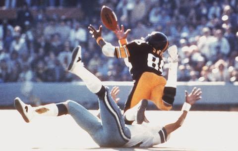 Super Bowl X MVP: MVP Steelers WR Lynn Swann