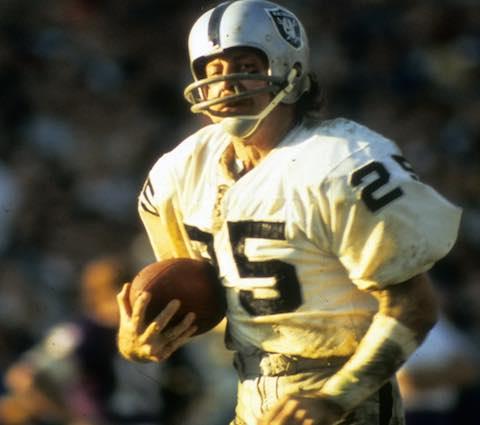 Super Bowl XI MVP: MVP Raiders WR Fred Biletnikoff
