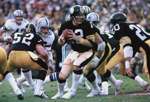 Super Bowl XIII: Pittsburgh Steelers 35 Dallas Cowboys 31 | MVP Terry Bradshaw, QB, Pittsburgh Steelers