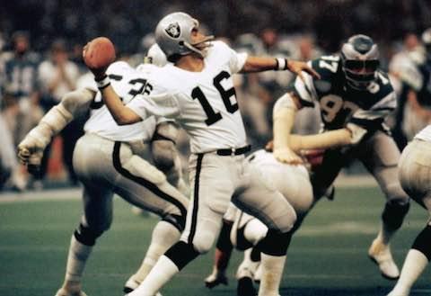 Super Bowl XV MVP: Raiders QB Jim Plunkett