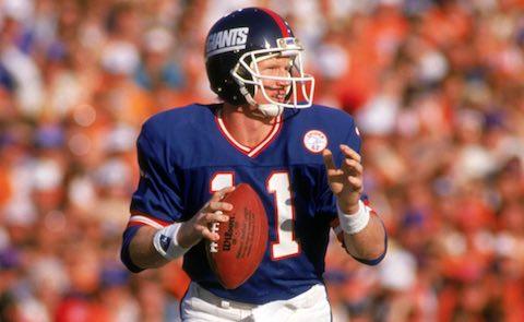 Super Bowl XXI MVP: Giants QB Phil Simms