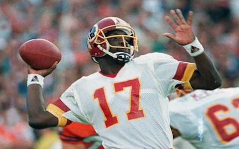 Super Bowl XXII: Washington Redskins  42 Denver Broncos  10  | MVP Doug Williams, QB, Washington Redskins