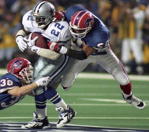 Super Bowl XXVIII MVP: Cowboys RB Emmitt Smith
