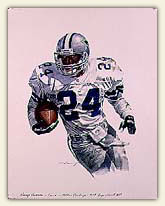 Super Bowl XXX: Dallas Cowboys 27 Pittsburgh Steelers 17 | MVP Larry Brown, CB, Dallas Cowboys