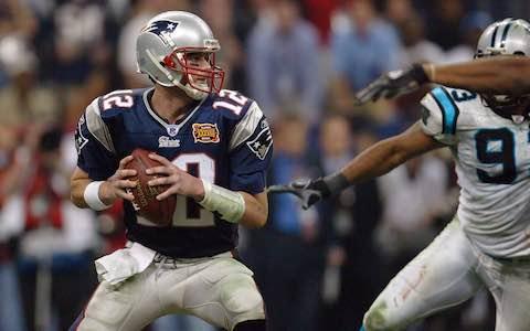 Super Bowl XXXVIII MVP: Patriots QB Tom Brady