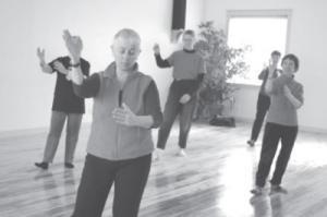 The Health Benefits of Tai Chi