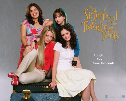 "Sisterhood Of Traveling Pants Tibby. About ""The Sisterhood of the"