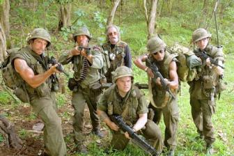 Tropic Thunder Movie Review | Film Critic Michael Phillips Reviews Tropic Thunder