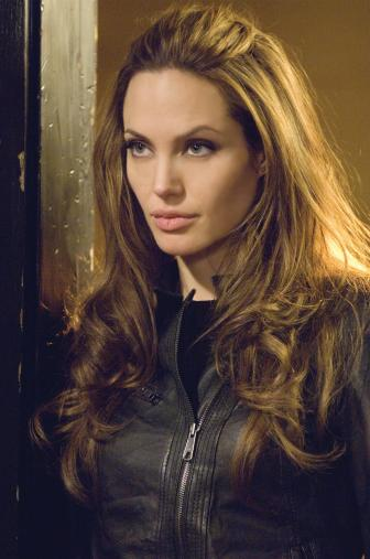 Wanted -- ANGELINA JOLIE as Fox in the action-thriller that tells the tale