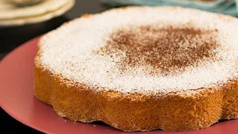 Torta Regina Cake  Recipe