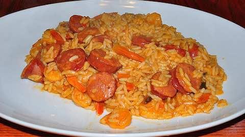 Pressure Cooker Jambalaya  Recipe
